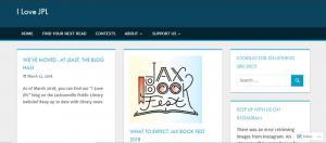 I Love JPL Blog